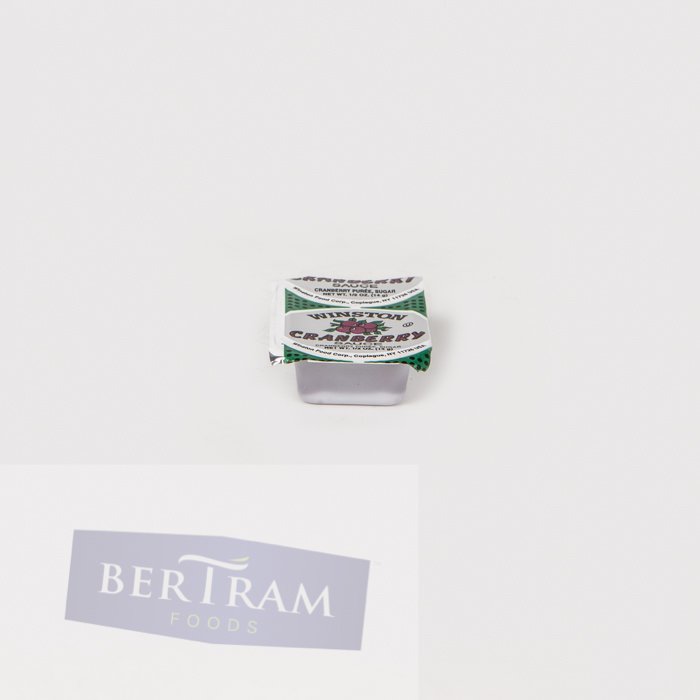 S Bertram - CRANBERRY SAUCE P C  200-1/2 OZ